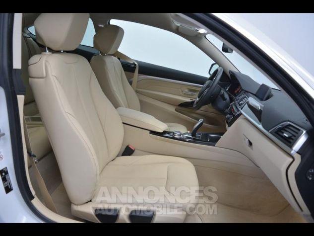 BMW Série 4 430iA 252ch Luxury Euro6d-T Noir Occasion - 5