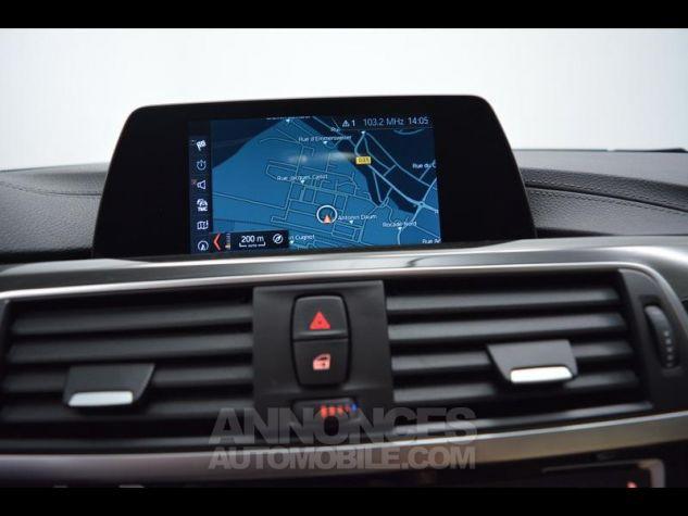 BMW Série 4 430iA 252ch Luxury Euro6d-T Noir Occasion - 9