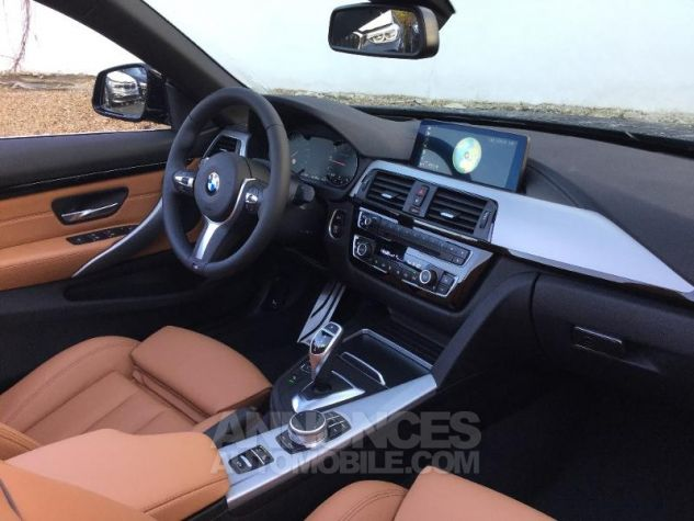 BMW Série 4 430iA 252ch M Sport Saphirschwarz Métal Occasion - 2