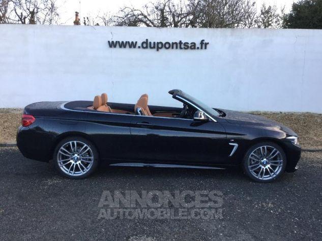 BMW Série 4 430iA 252ch M Sport Saphirschwarz Métal Occasion - 9