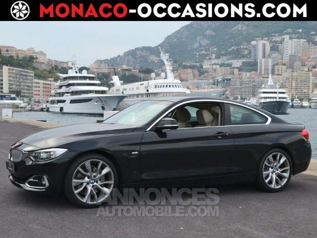BMW Série 4 435i 306ch Modern Noir Occasion - 0