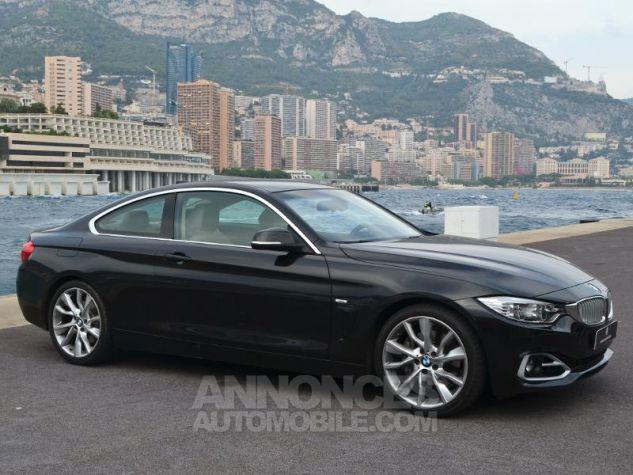 BMW Série 4 435i 306ch Modern Noir Occasion - 2