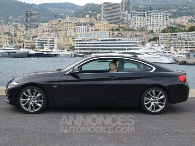 BMW Série 4 435i 306ch Modern Noir Occasion - 7