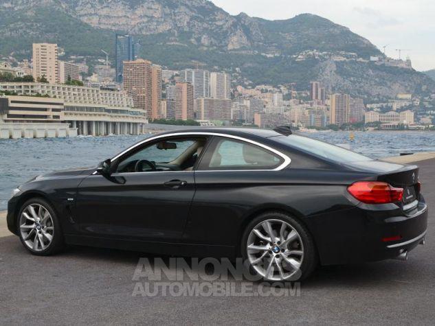 BMW Série 4 435i 306ch Modern Noir Occasion - 8