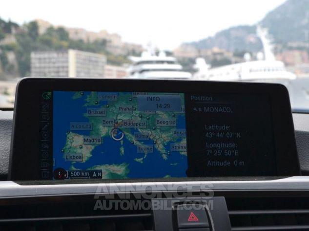 BMW Série 4 435i 306ch Modern Noir Occasion - 14