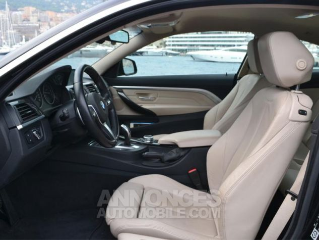 BMW Série 4 435i 306ch Modern Noir Occasion - 18