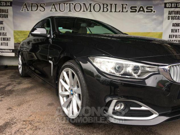 BMW Série 4 CAB 420D 184 CH Modern Noir Occasion - 2