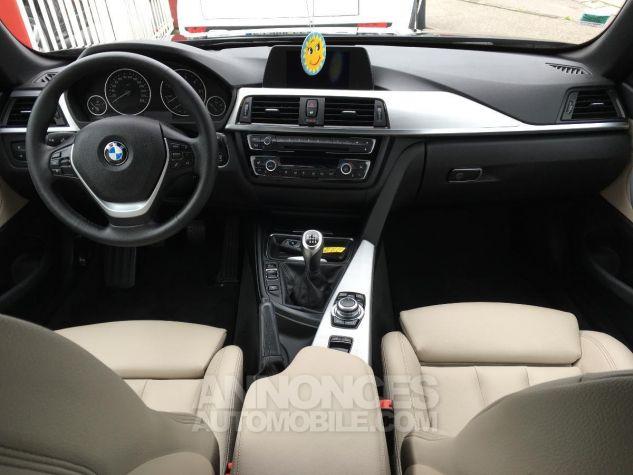BMW Série 4 CAB 420D 184 CH Modern Noir Occasion - 5
