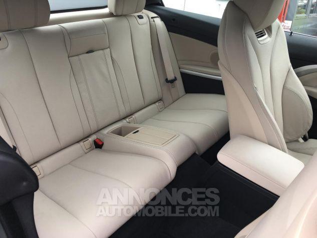 BMW Série 4 CAB 420D 184 CH Modern Noir Occasion - 6