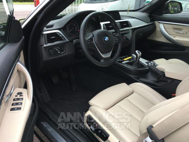 BMW Série 4 CAB 420D 184 CH Modern Noir Occasion - 7