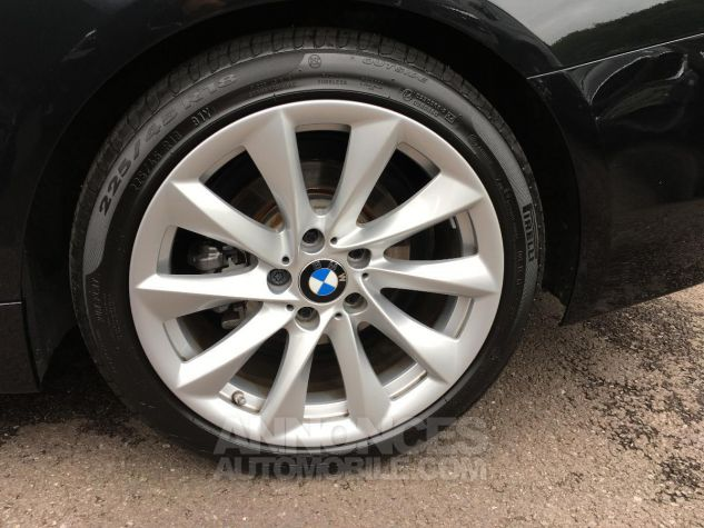 BMW Série 4 CAB 420D 184 CH Modern Noir Occasion - 11
