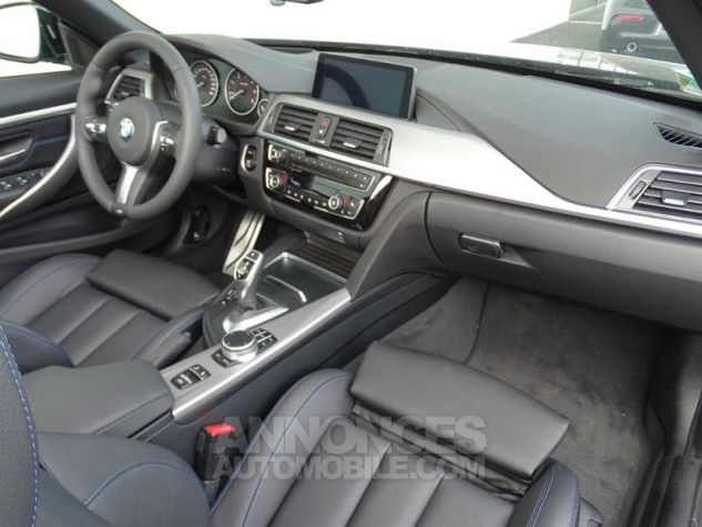 BMW Série 4 Cabriolet 430dA 258ch M Sport Mineralgrau  metallise Occasion - 2