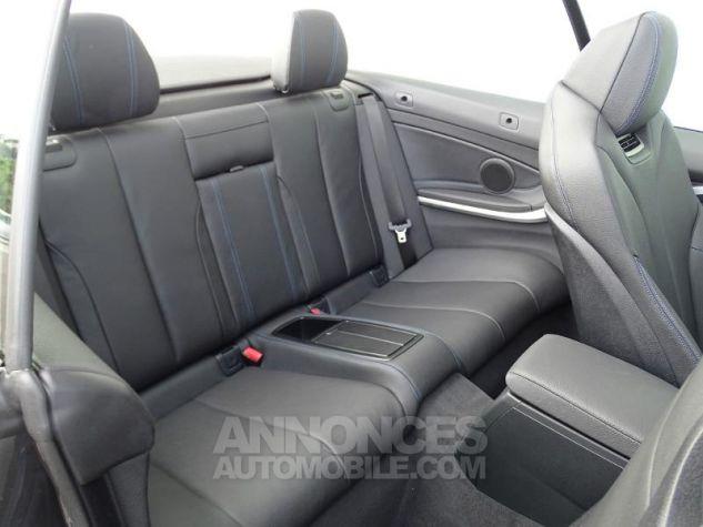 BMW Série 4 Cabriolet 430dA 258ch M Sport Mineralgrau  metallise Occasion - 5