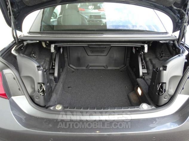 BMW Série 4 Cabriolet 430dA 258ch M Sport Mineralgrau  metallise Occasion - 13
