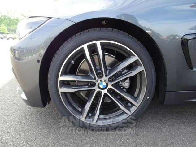 BMW Série 4 Cabriolet 430dA 258ch M Sport Mineralgrau  metallise Occasion - 14