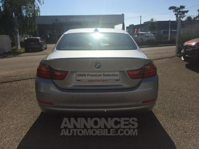 BMW Série 4 Coupe 420d 184ch Modern GLACIERSILBER METALISEE Occasion - 7