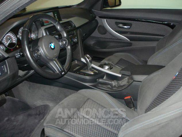 BMW Série 4 Coupe 420dA xDrive 184ch M Sport Gris Clair Métal Occasion - 2