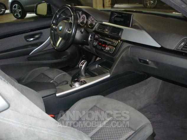 BMW Série 4 Coupe 420dA xDrive 184ch M Sport Gris Clair Métal Occasion - 4