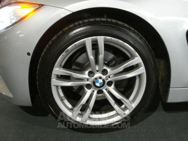 BMW Série 4 Coupe 420dA xDrive 184ch M Sport Gris Clair Métal Occasion - 13