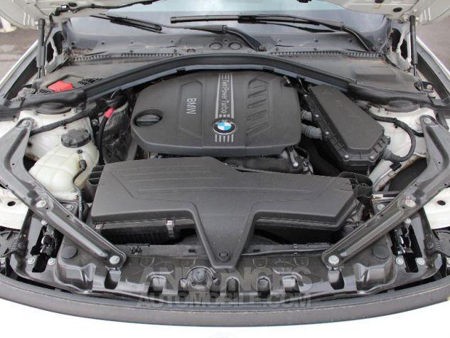 BMW Série 4 F33 420DA 184CH M SPORT BLANC Occasion - 13