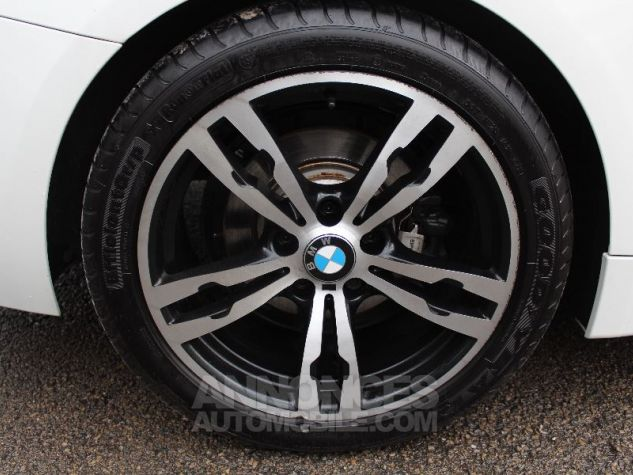 BMW Série 4 F33 420DA 184CH M SPORT BLANC Occasion - 15