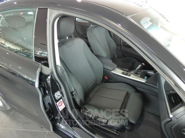 BMW Série 4 Gran Coupe 418dA 150ch Lounge Schwarz uni Occasion - 2