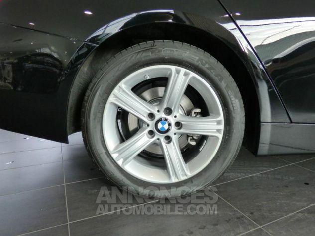 BMW Série 4 Gran Coupe 418dA 150ch Lounge Schwarz uni Occasion - 5