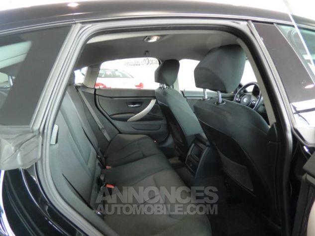 BMW Série 4 Gran Coupe 418dA 150ch Lounge Schwarz uni Occasion - 10