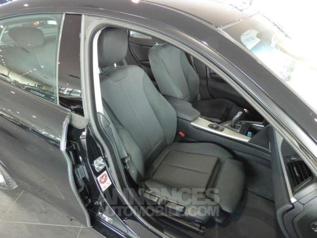 BMW Série 4 Gran Coupe 418dA 150ch Lounge Schwarz uni Occasion - 11