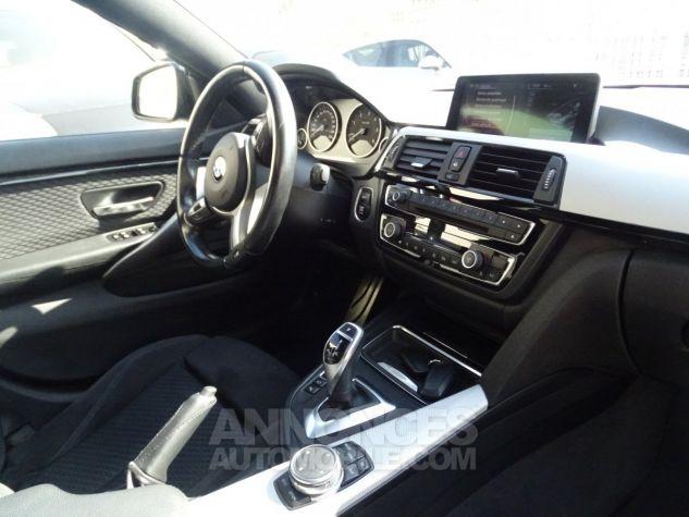 BMW Série 4 Gran Coupe 420D BVA XDRIVE 190PS PACK M/ FULL Options noir metallisé Occasion - 14