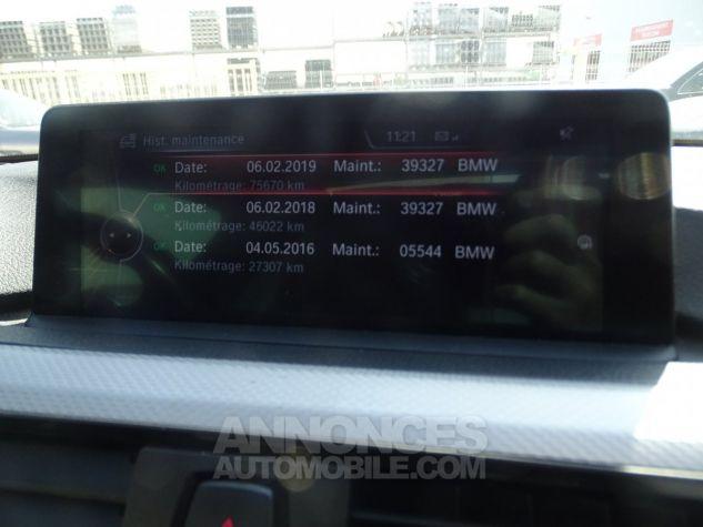 BMW Série 4 Gran Coupe 420D BVA XDRIVE 190PS PACK M/ FULL Options noir metallisé Occasion - 15