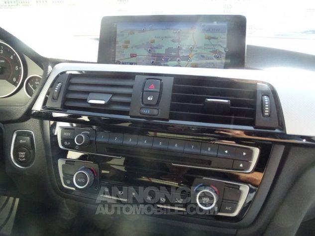 BMW Série 4 Gran Coupe 420D BVA XDRIVE 190PS PACK M/ FULL Options noir metallisé Occasion - 16