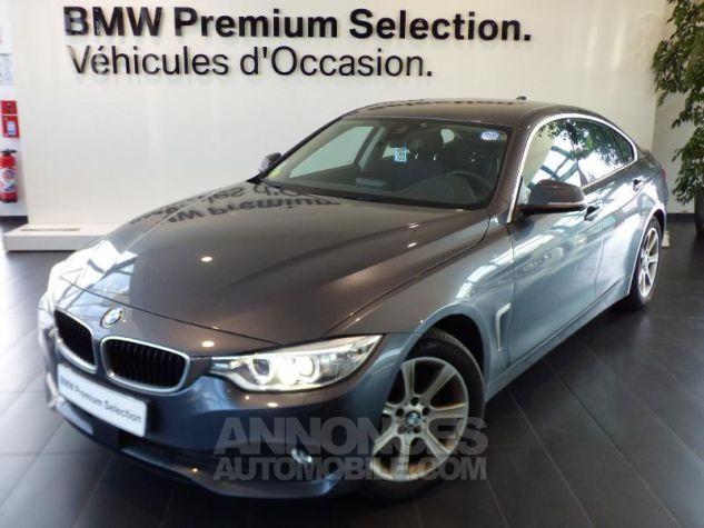BMW Série 4 Gran Coupe 420dA 190ch Business MINERAL Occasion - 0