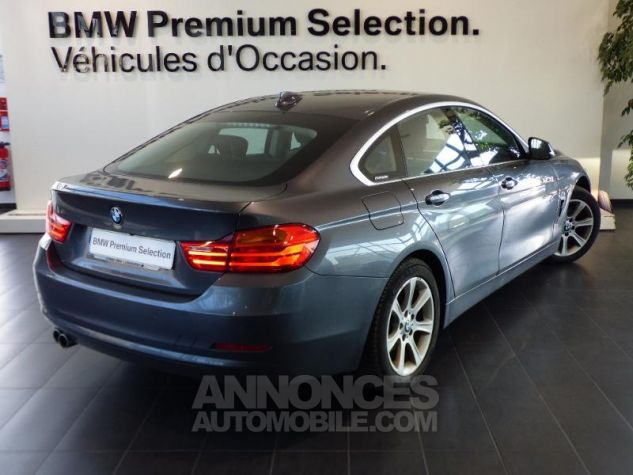 BMW Série 4 Gran Coupe 420dA 190ch Business MINERAL Occasion - 1