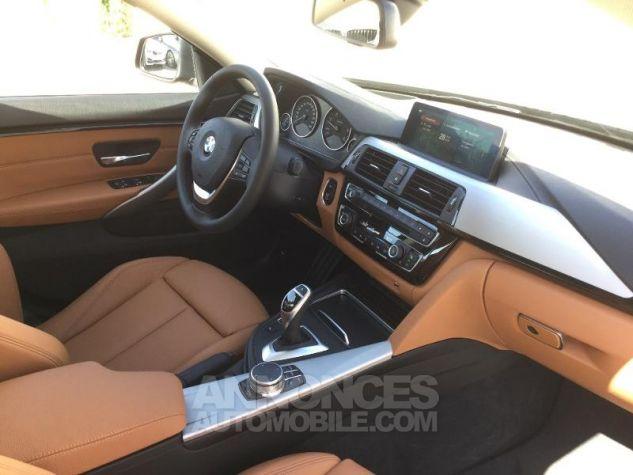 BMW Série 4 Gran Coupe 420dA xDrive 190ch Luxury Saphirschwarz Métal Occasion - 2