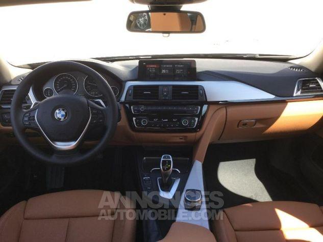 BMW Série 4 Gran Coupe 420dA xDrive 190ch Luxury Saphirschwarz Métal Occasion - 3