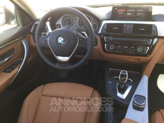 BMW Série 4 Gran Coupe 420dA xDrive 190ch Luxury Saphirschwarz Métal Occasion - 4