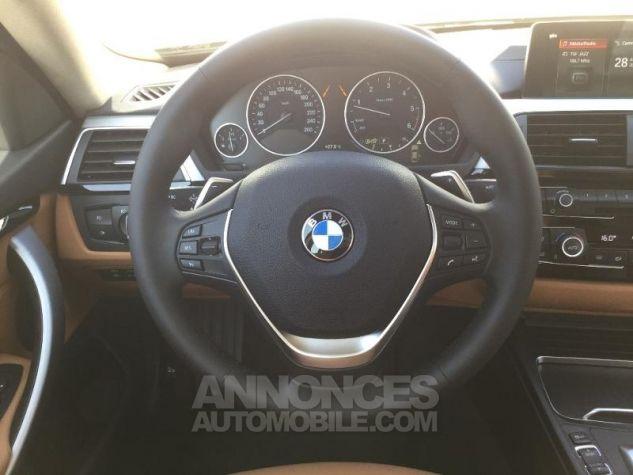 BMW Série 4 Gran Coupe 420dA xDrive 190ch Luxury Saphirschwarz Métal Occasion - 5