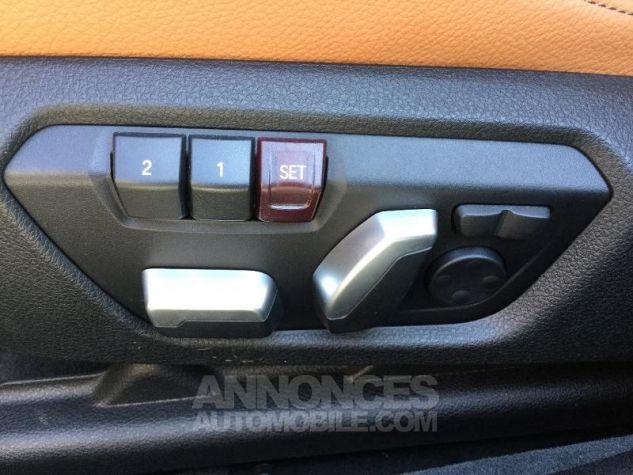 BMW Série 4 Gran Coupe 420dA xDrive 190ch Luxury Saphirschwarz Métal Occasion - 8