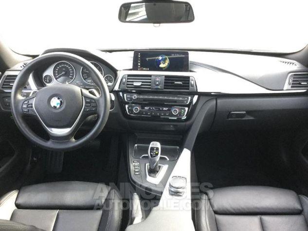 BMW Série 4 Gran Coupe 420dA xDrive 190ch Luxury GRIS C Occasion - 3