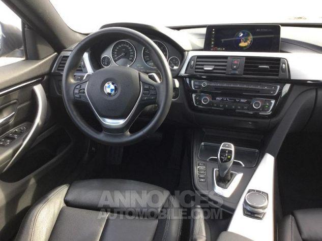 BMW Série 4 Gran Coupe 420dA xDrive 190ch Luxury GRIS C Occasion - 4