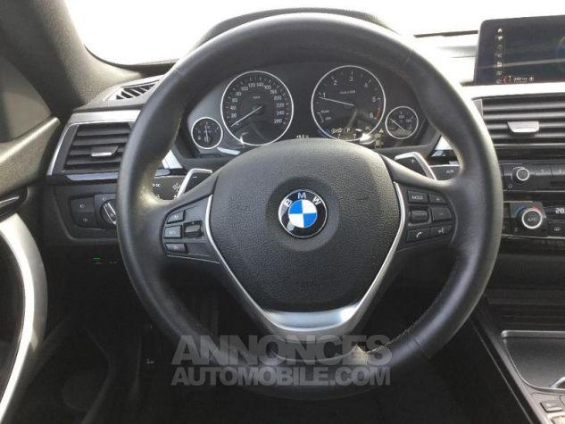 BMW Série 4 Gran Coupe 420dA xDrive 190ch Luxury GRIS C Occasion - 5