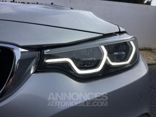 BMW Série 4 Gran Coupe 420dA xDrive 190ch Luxury GRIS C Occasion - 11