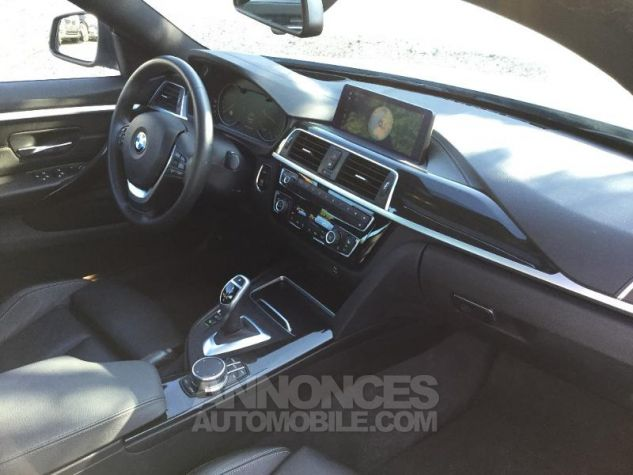 BMW Série 4 Gran Coupe 420dA xDrive 190ch Luxury Euro6d-T GRIS C Occasion - 2