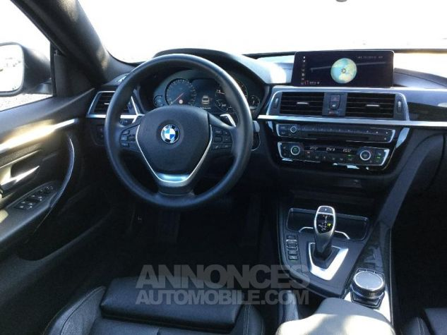 BMW Série 4 Gran Coupe 420dA xDrive 190ch Luxury Euro6d-T GRIS C Occasion - 4