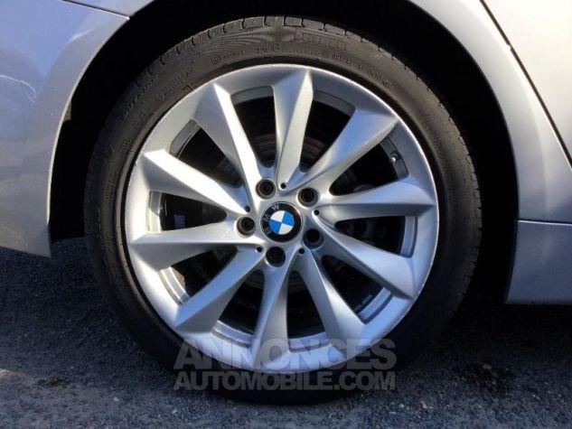 BMW Série 4 Gran Coupe 420dA xDrive 190ch Luxury Euro6d-T GRIS C Occasion - 12