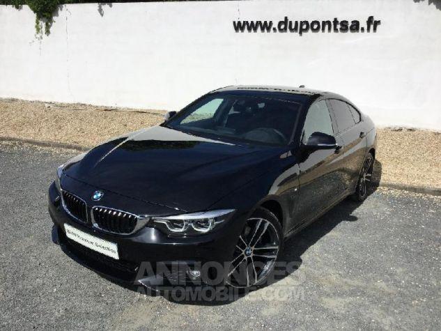 BMW Série 4 Gran Coupe 420dA xDrive 190ch M Sport Saphirschwarz Métal Occasion - 0