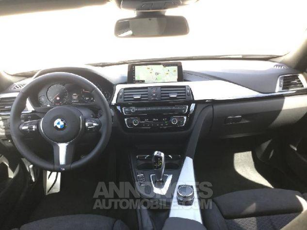 BMW Série 4 Gran Coupe 420dA xDrive 190ch M Sport Saphirschwarz Métal Occasion - 3