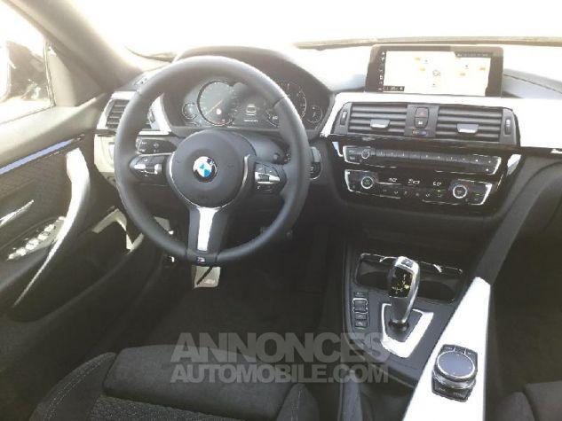BMW Série 4 Gran Coupe 420dA xDrive 190ch M Sport Saphirschwarz Métal Occasion - 4