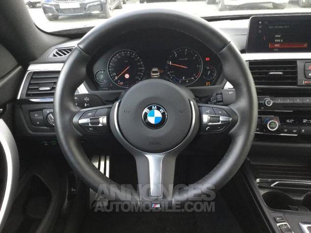 BMW Série 4 Gran Coupe 420dA xDrive 190ch M Sport Saphirschwarz Métal Occasion - 7